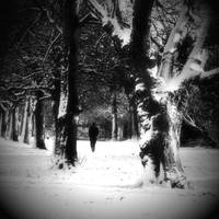 alone... where i'm not alone by RickHaigh
