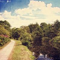 one day last summer.. by RickHaigh
