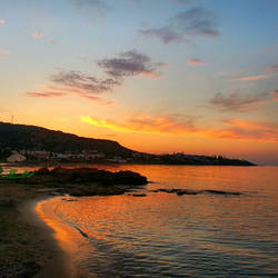 One Cretan Evening by RickHaigh