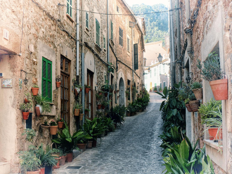 Spanish Street by RickHaigh