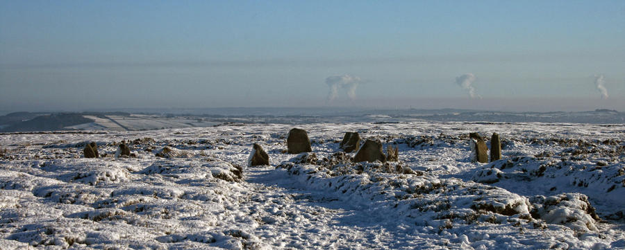 The Standing Stones by RickHaigh