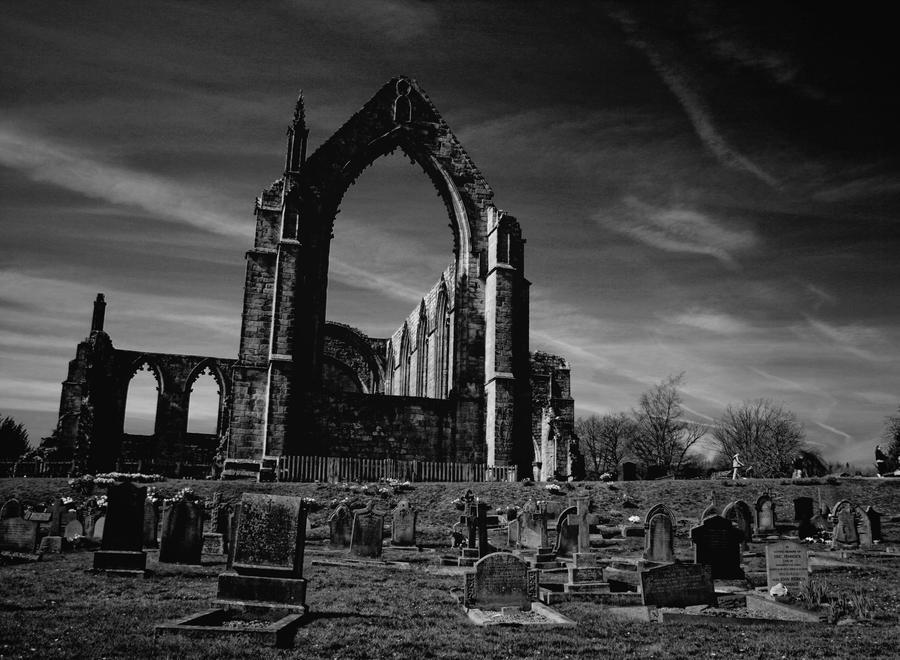 Bolton Abbey by RickHaigh
