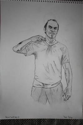 Trevor Phillips - Grand Theft Auto V