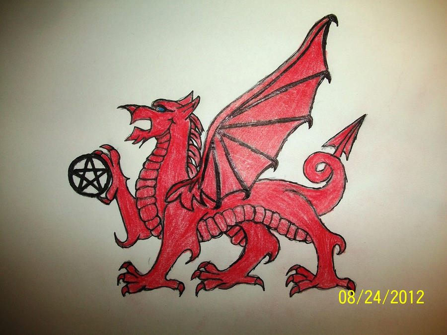 welsh red dragon pictures to pin on pinterest tattooskid. Black Bedroom Furniture Sets. Home Design Ideas