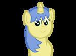 Unnamed Illustrator Pony