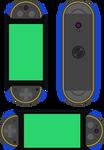 PET Phone Concept (MegaMan.EXE colors)