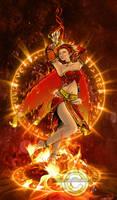 Fire Eleimental Fairy_color