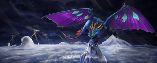 Galidor dragon Contest entry