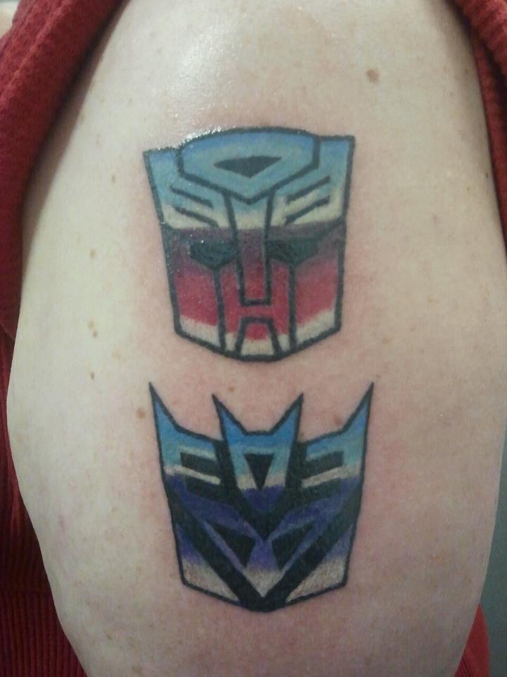 Autobot Tattoos
