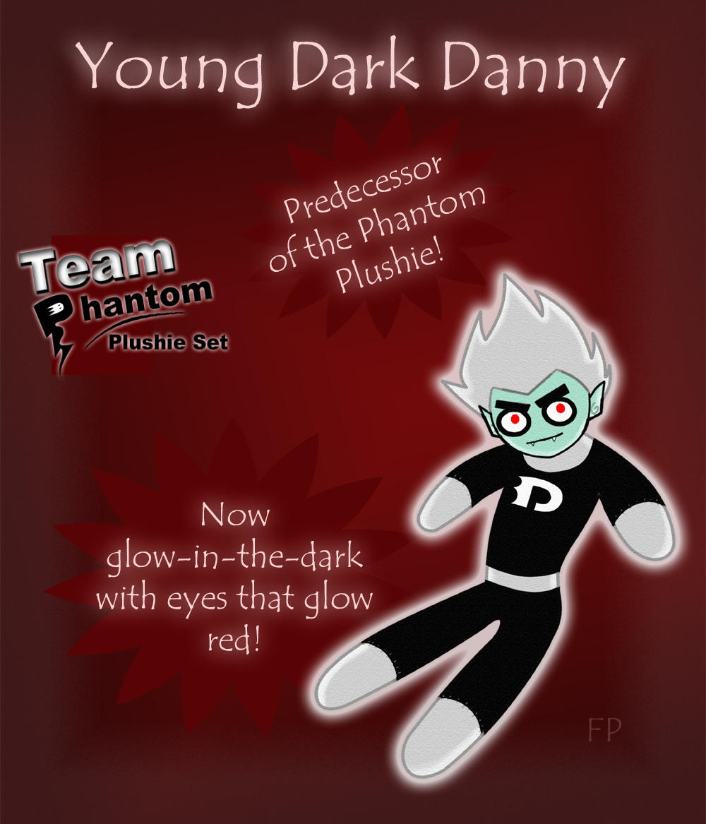 YDD Plushie - for Amy by FeyPhantom