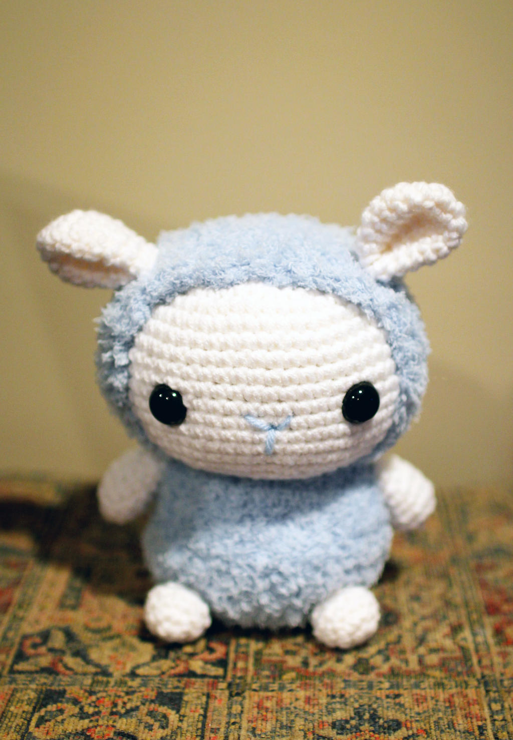 Lamb Amigurumi by cyellow on DeviantArt