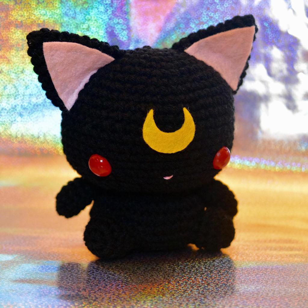 Amigurumi Reddit : Luna Amigurumi by cyellow on DeviantArt