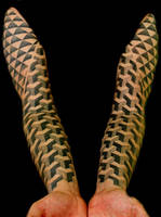 tattoo work by VincentHocquet