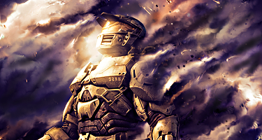 Halo Smudge by BwlMcBrt