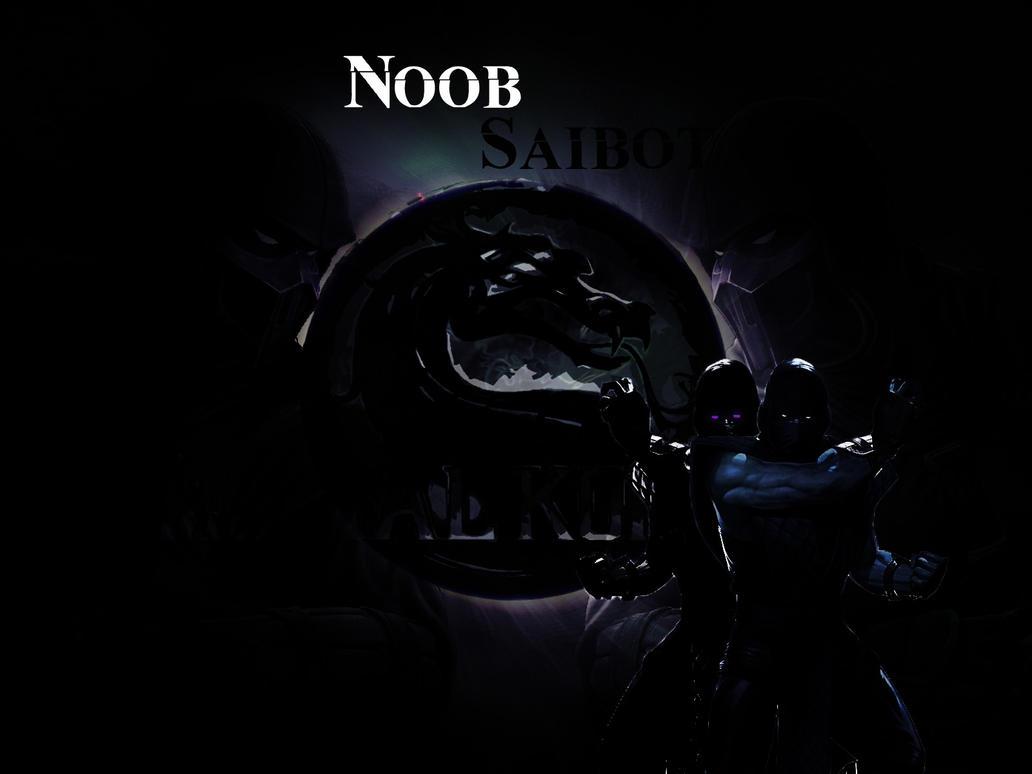 Mk Noob Saibot Ninja Cat Ears
