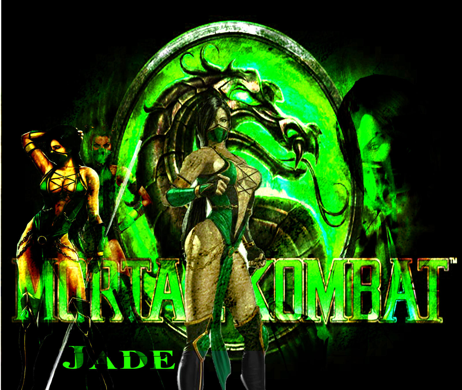 Pics of jade in mortal kombat 9  nude beauties