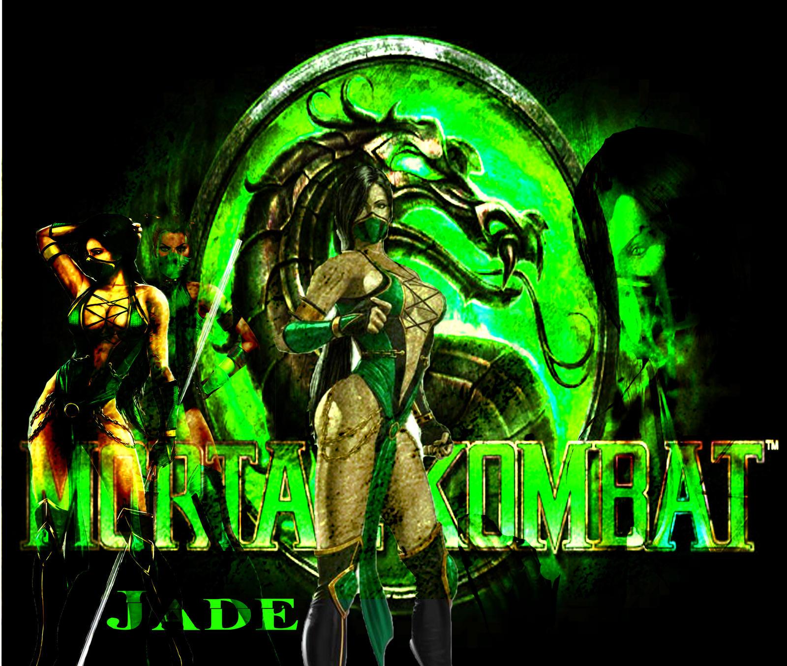 Mortal Kombat 9 Jade Photos - impremedia.net