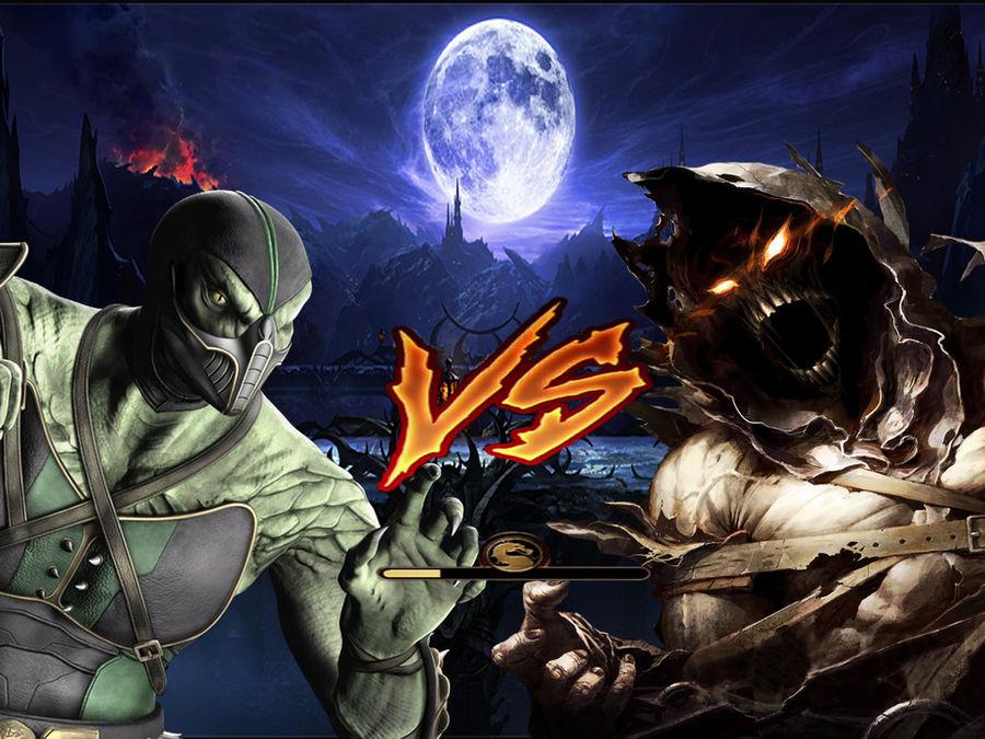 50dba5d351e Disturbed VS MK9 by Reaper-The-Creeper on DeviantArt