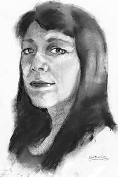 Quick Sketch Portrait Series