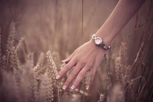 Fingertips linger... by escaped-emotions