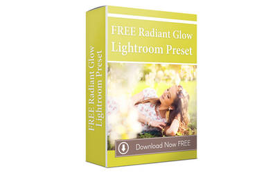 New Free Radiant Glow Lightroom Preset
