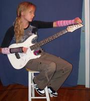 Punk Guitarist 3 by Nox-Stock