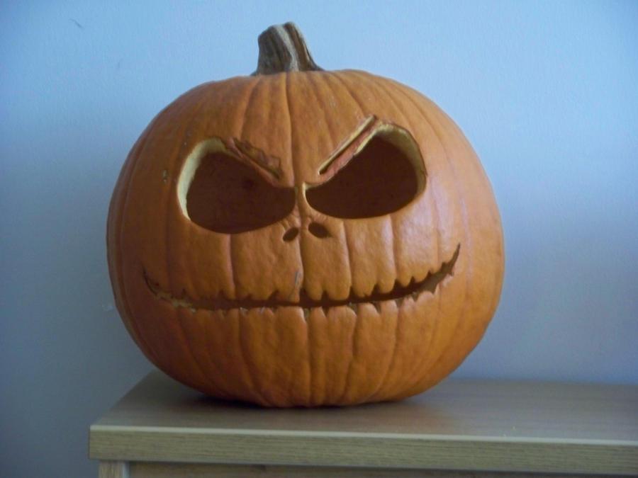 Halloween Pumpkin by Nox-Stock