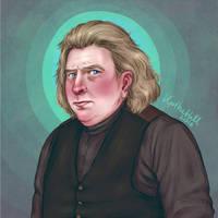 Peter by upthehillart