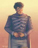 Auror Harry James Potter by upthehillart