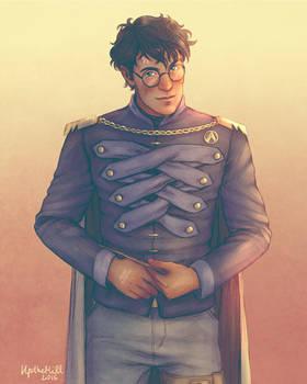 Auror Harry James Potter