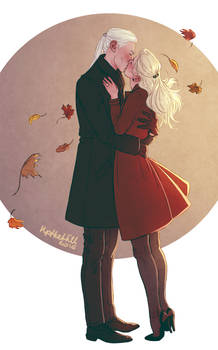 Lucius and Narcissa
