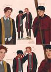 Quidditch Jocks and Sexual Awakening
