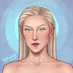 Narcissa by upthehillart