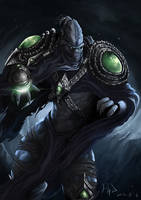 Zeratul by daviechang24