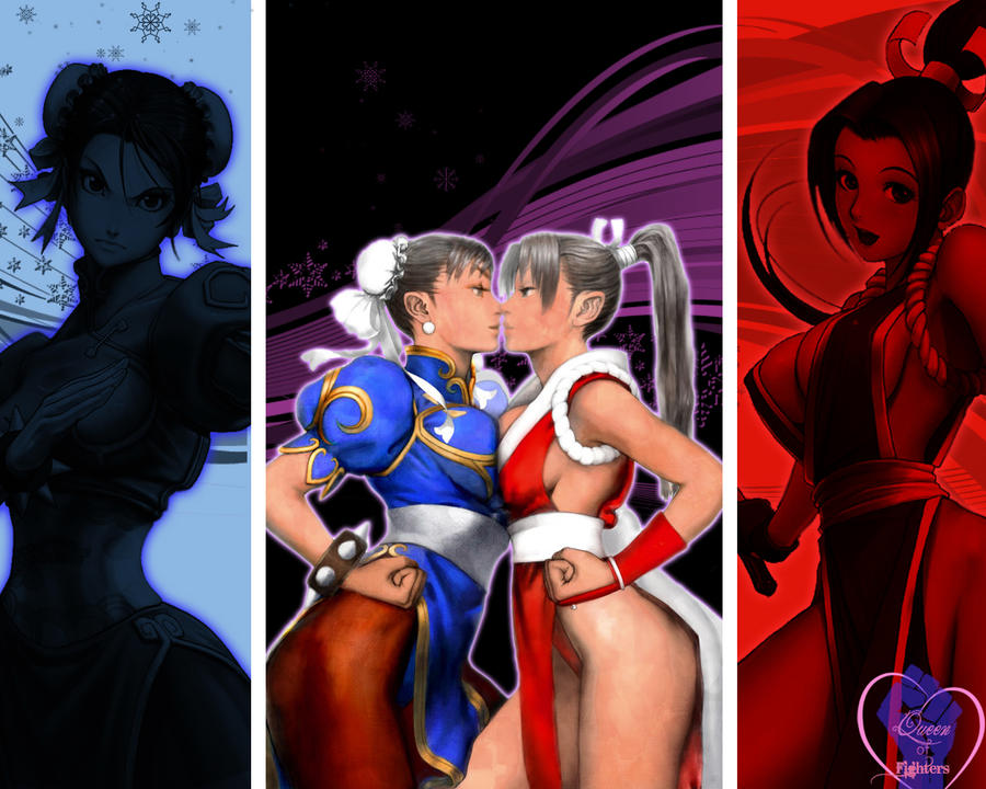 DeviantArt: More Like Queen of Fighters by Sidrius
