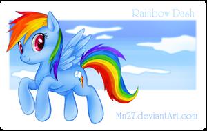 Rainbow Sky by Mn27