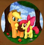 Sweet Apple Sisters