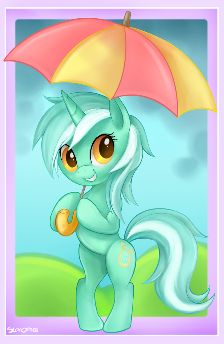 Umbrella by Mn27