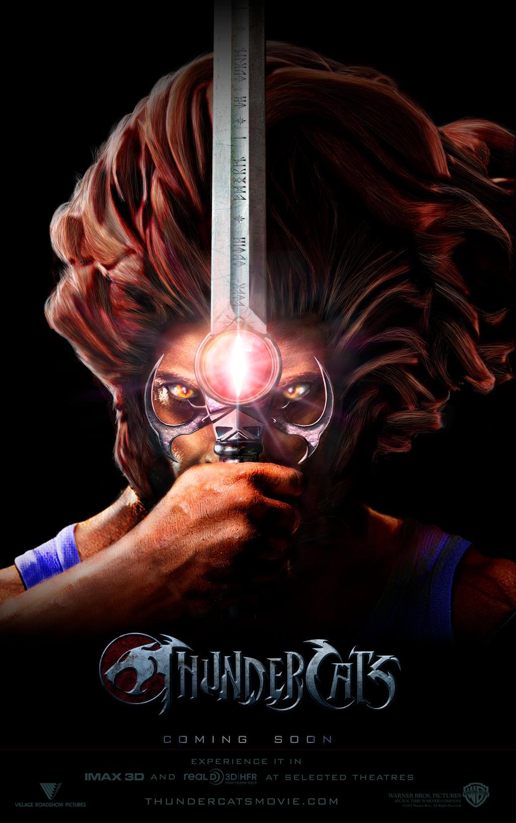 thundercats teaser poster 2 by sdmdigital on deviantart
