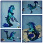 Hippocampus Poseidon (Sale ! ) by FilippovaAlison