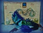 Hippocampus Poseidon (Sale ! )