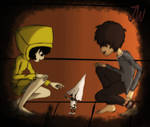''Do i know you'''- Little Nightmares