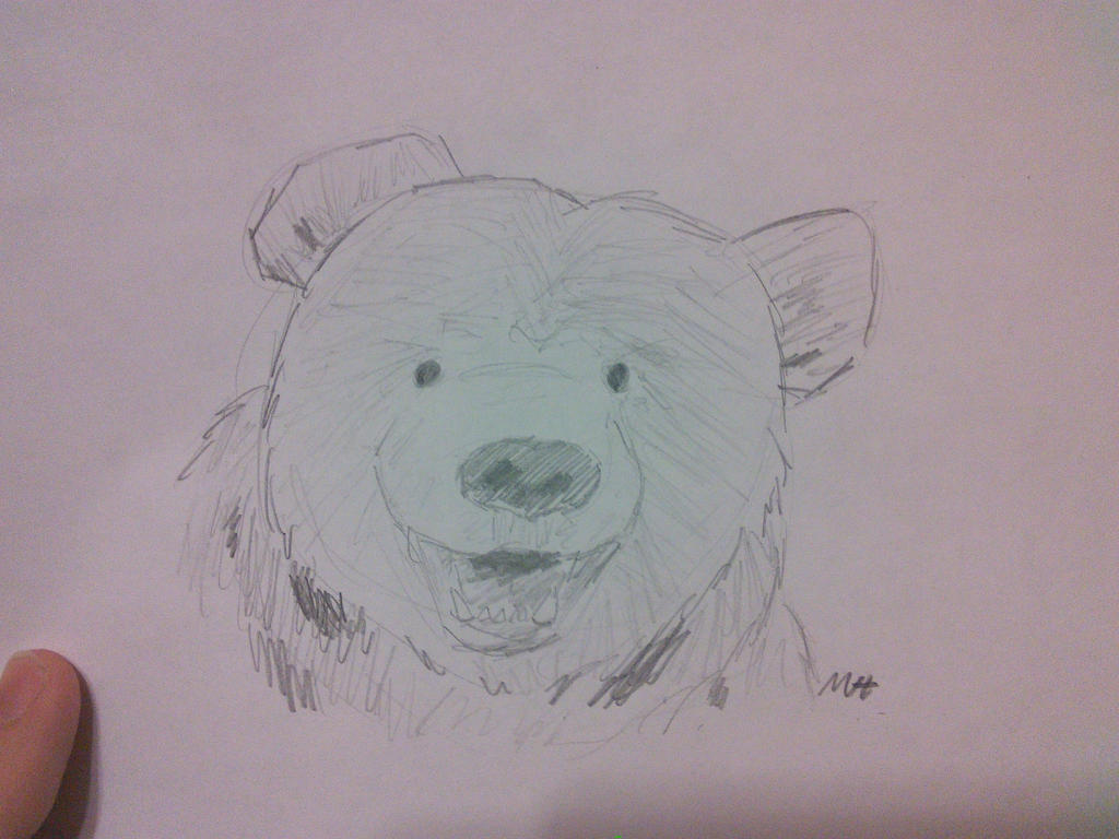 Bear by ravenheart628