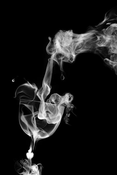 smoke playing