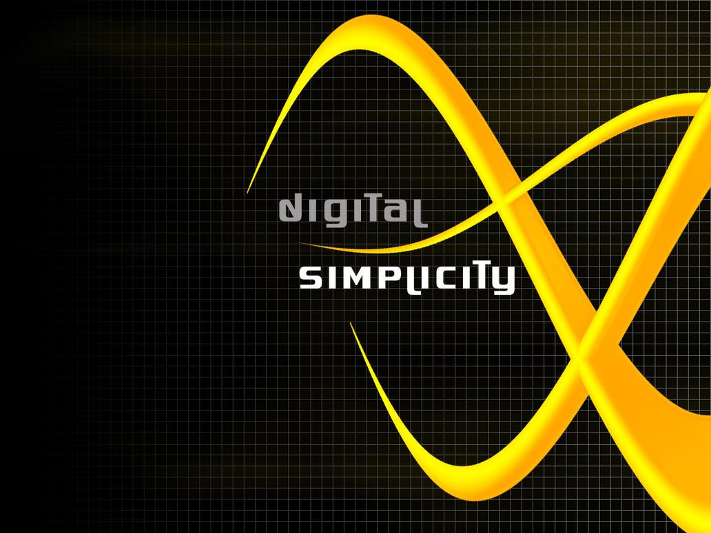 Digital Simplicity by sl8t3r
