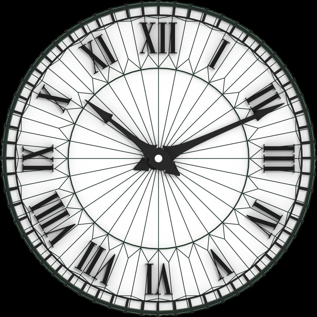 antique clock face by twitte0king on deviantart
