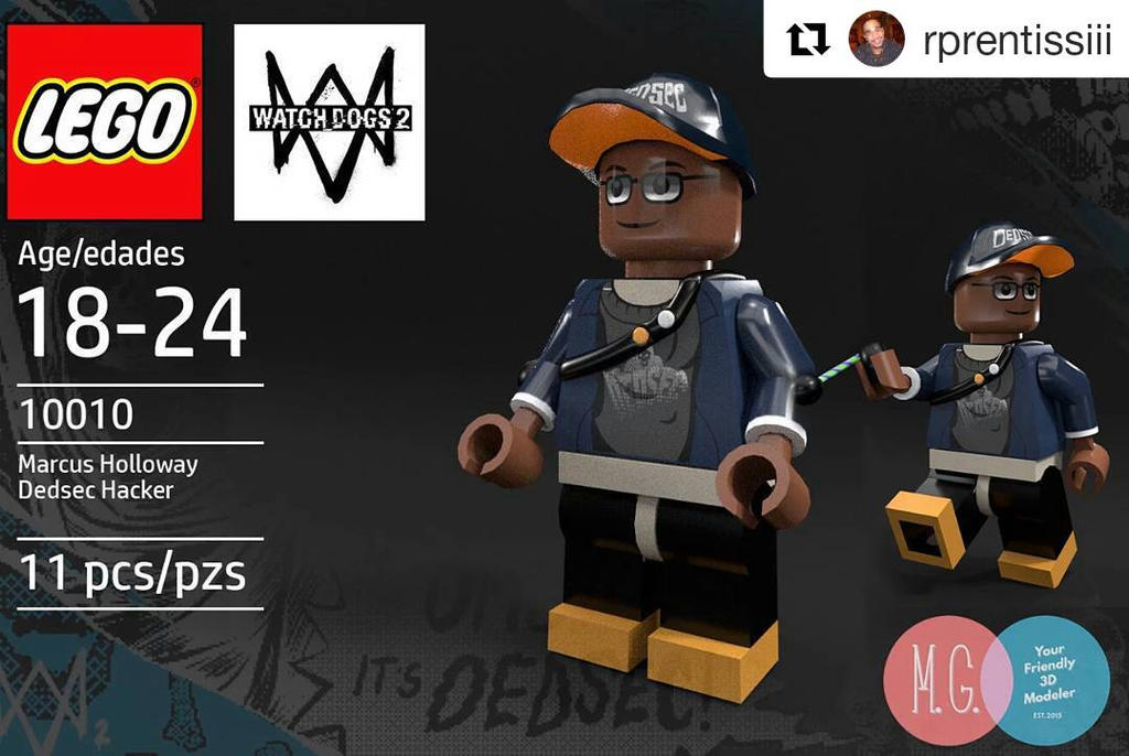 Lego Watch Dogs  Buy