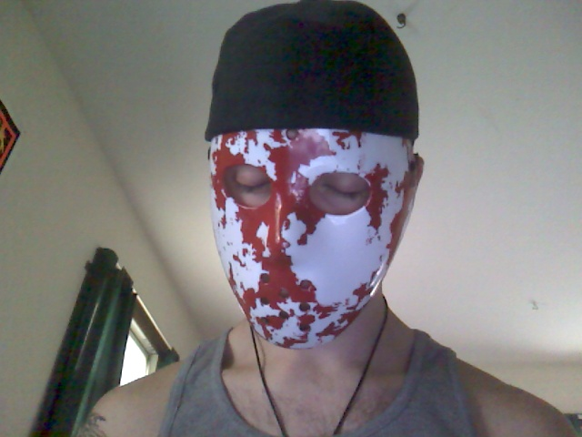 Hollywood undead Mask by knightsreign on DeviantArt