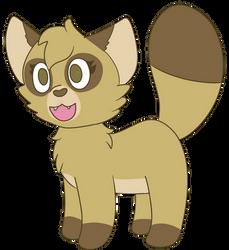 Tara the Tanuki