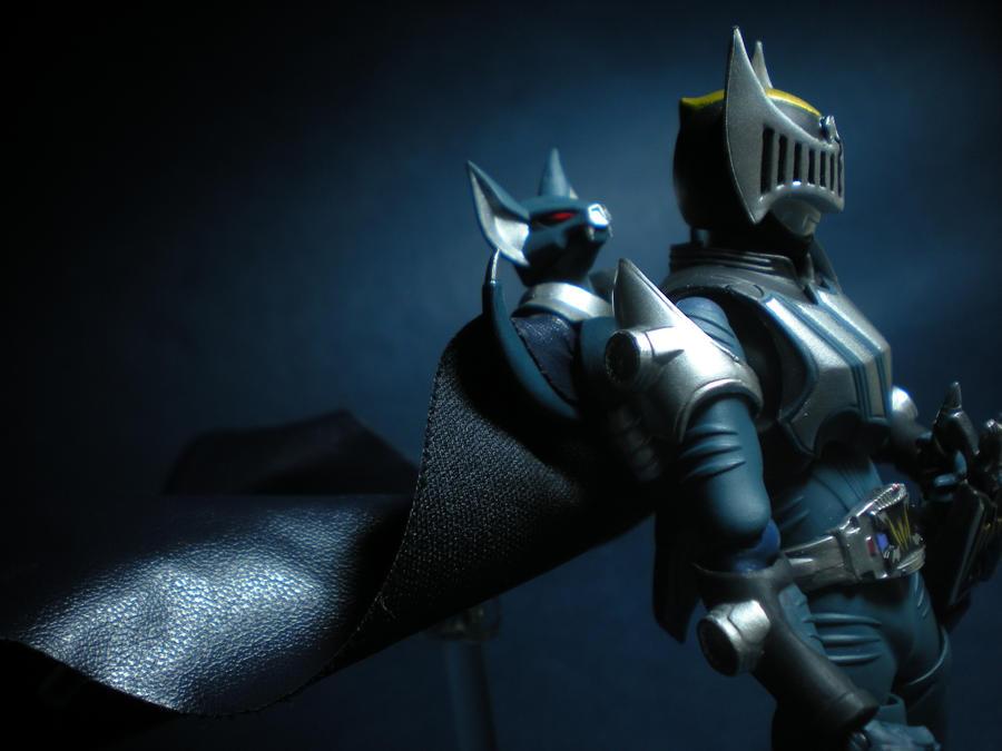 Figma Kamen Rider Wing Knight by TsukimoriLen on deviantART